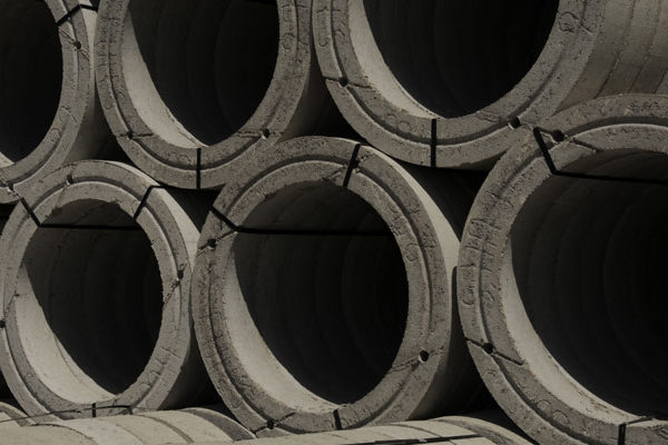 tube concrete wire form